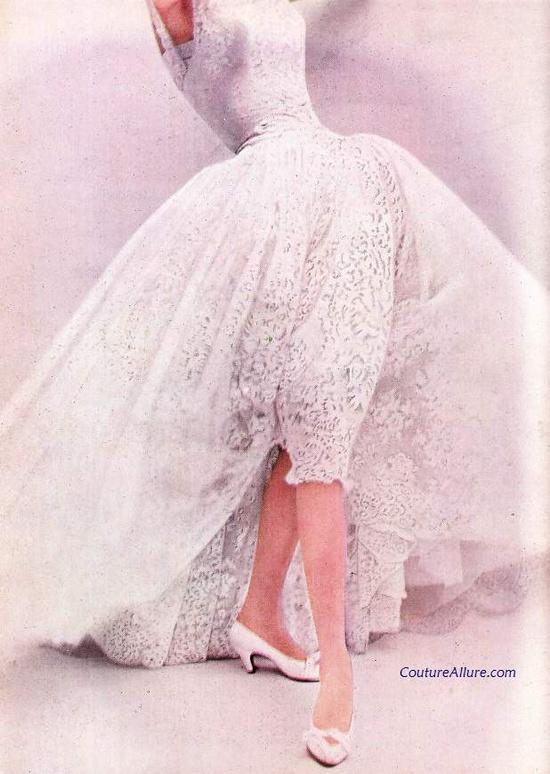 Givenchy, 1954.