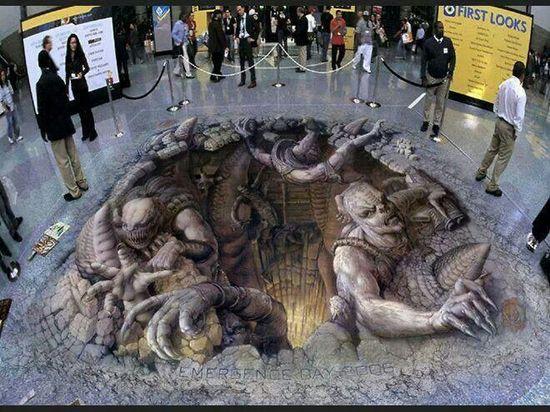 Insane 3D Art