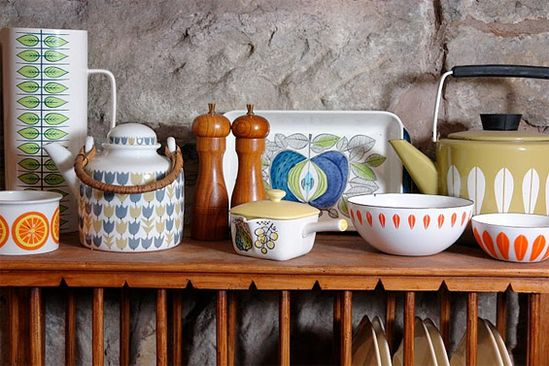 Mid century collections