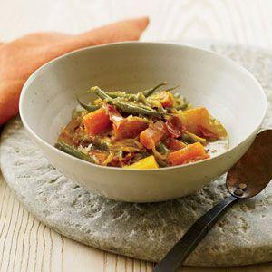 Fresh Vegetable Curry