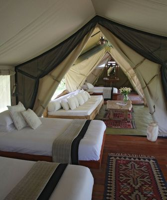 Camping, my style!