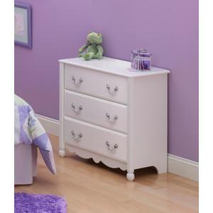Dresser for baby girl.