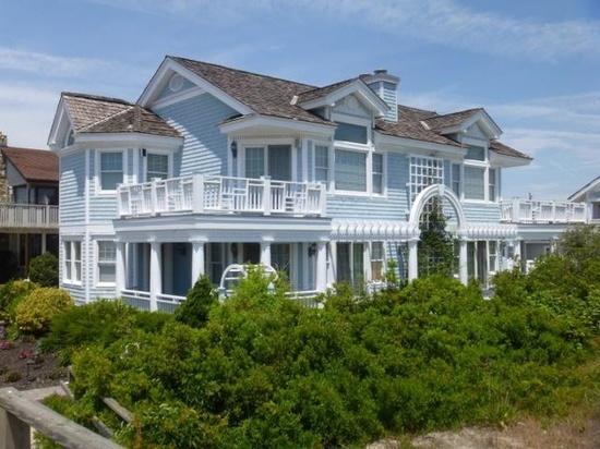 beach beach beach house