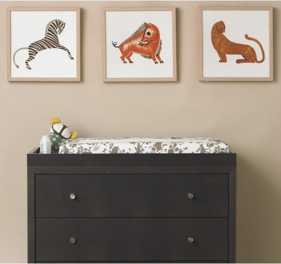 Animal prints.