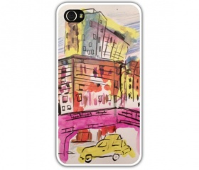 Taxi Iphone Case 4/4s/5