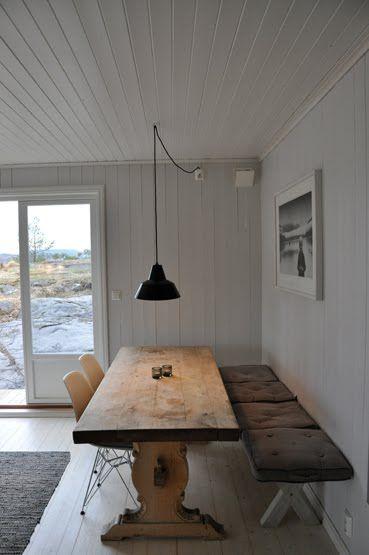 danish design, farmhouse table, scandinavia, dining room