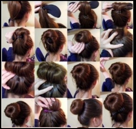 another easy hair style