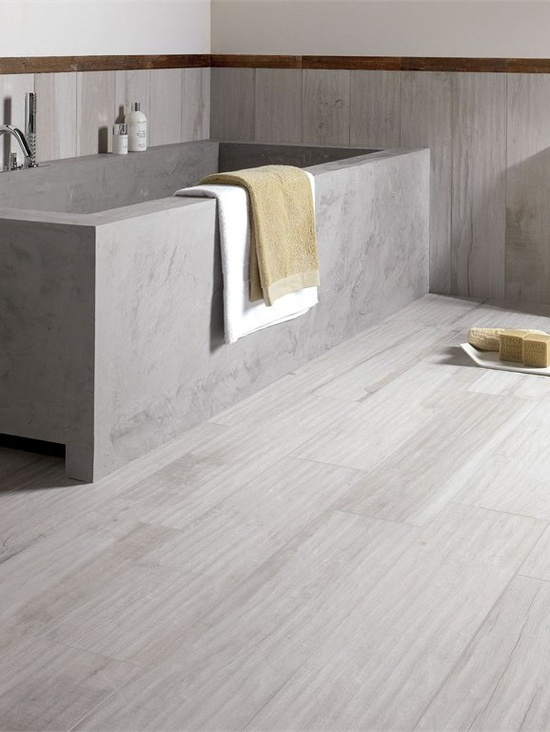 Wall/floor tiles with wood effect SOLERAS by ABK Industrie Ceramiche #bathroom