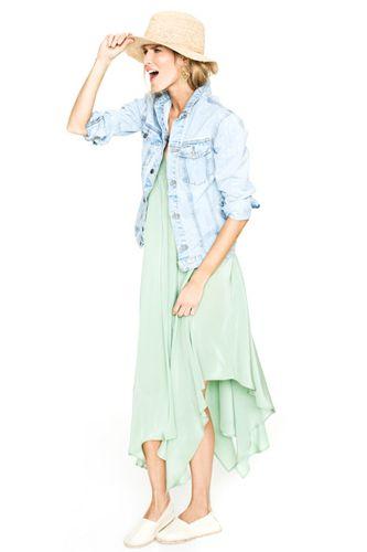 Cute Dress/Jacket Summer Outfit
