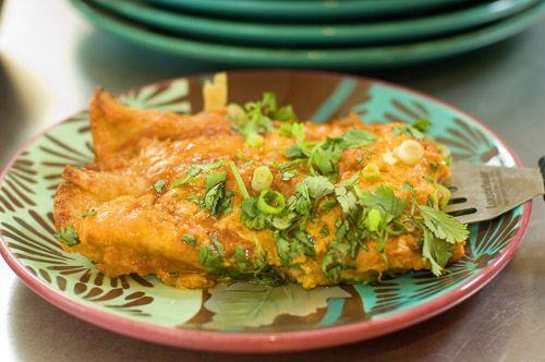 Pioneer Woman Enchiladas
