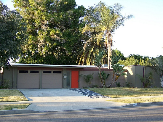 Eichler in Orange, California