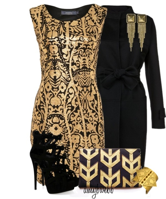 """Egyptian Inspired 3"" by amybwebb ❤ liked on Polyvore"