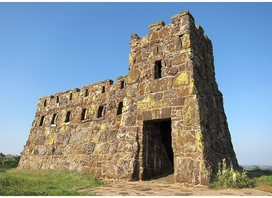 My Favorite Scenic Byway: Prairie Trail Scenic Byway. Coronado Heights - Lindsborg by Kansas Byways, via Flickr