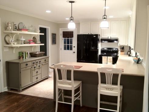 shelves for kitchen??