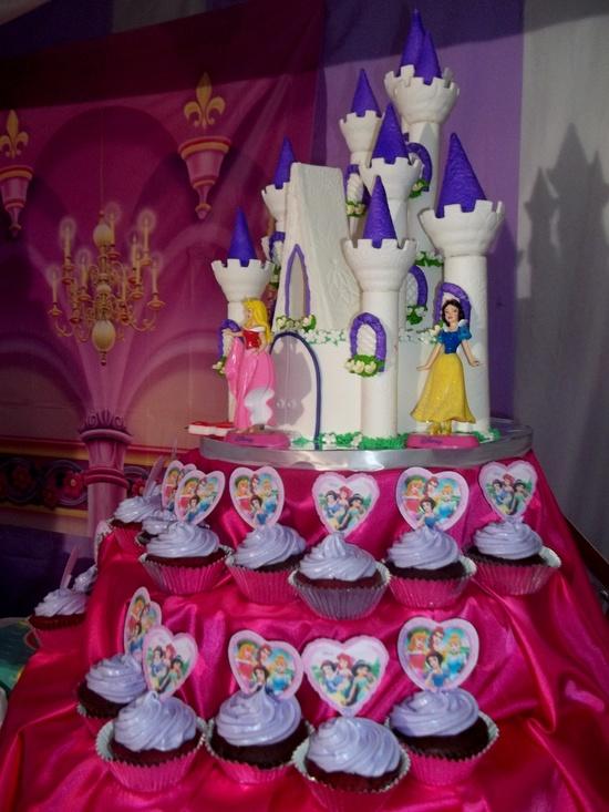 Disney princess cast