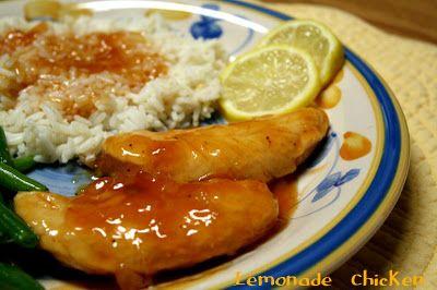 Lemonade Chicken