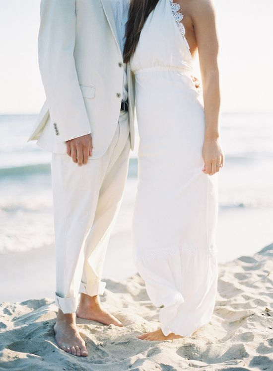 #beach #wedding #fashion