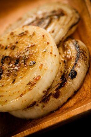 Grilled Vidalia Onion Steaks