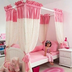 Easy And Affordable Girl's Bedroom Decorations Ideas