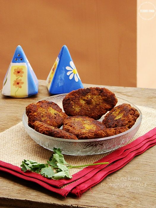 Simply Sweet 'n Savory: Guest Post : Beef Shami Kebab ( Minced Beef Meat Cutlets ) from Lubna of Yummy Food