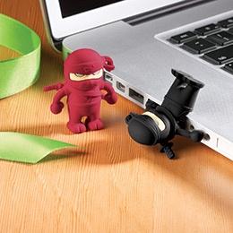 Ninja USB flash drives ($24.99)