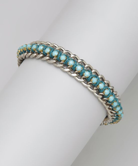 Blue Smile Bracelet.