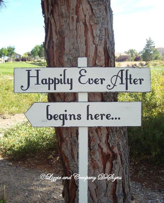Cute reception sign!!