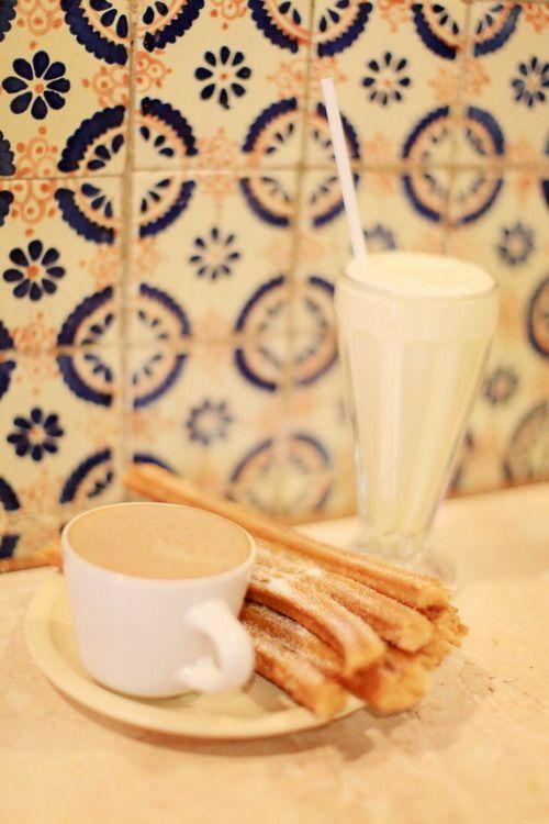 Tumblr  Milkshakes & Churros