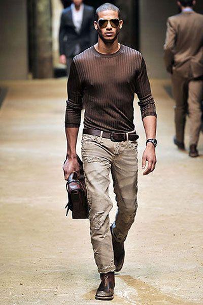 Mens Spring 2012 Fashion Week