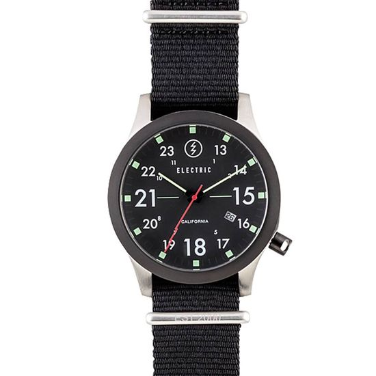 Electric Watches just dropped. Electric Field Watch 01Nato World War I inspired watch
