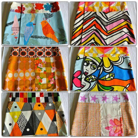 bloemm - handmade skirts