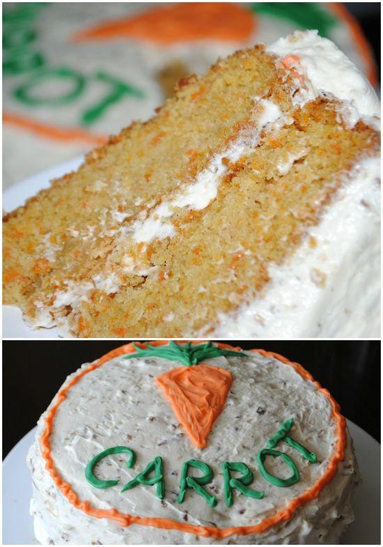 Carrot Cake - Shugary Sweets