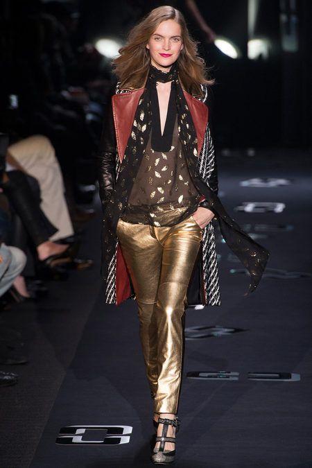 Diane von Furstenberg Fall 2013 Ready-to-Wear Collection Slideshow on Style.com
