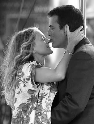 Mr. Big & Carrie