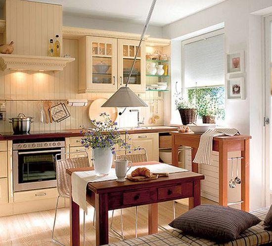Cosy Small Kitchen Interior Design Ideas Kitchen Interior Ideas #2527