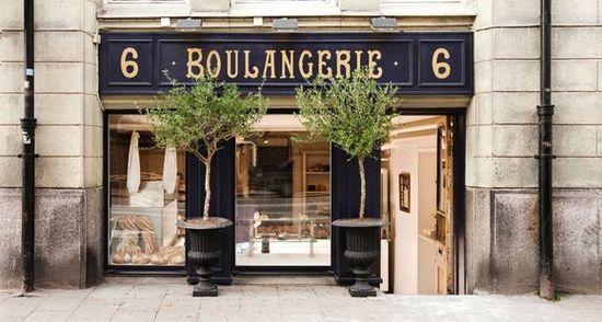 La Boulangerie-Bakery in Sweden.