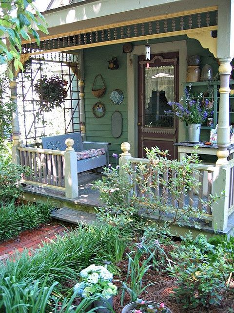 porch#Dream Houses #Dream Home