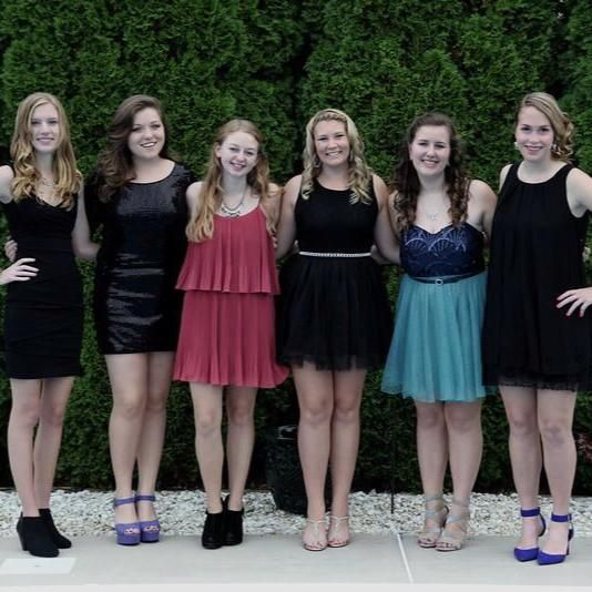 yayy more homecoming! my dress is White House Black Market and my shoes are Topshop