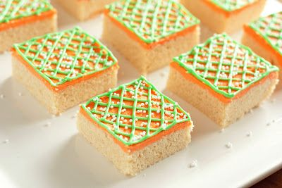 Sugar Cookie Squares - for Easter