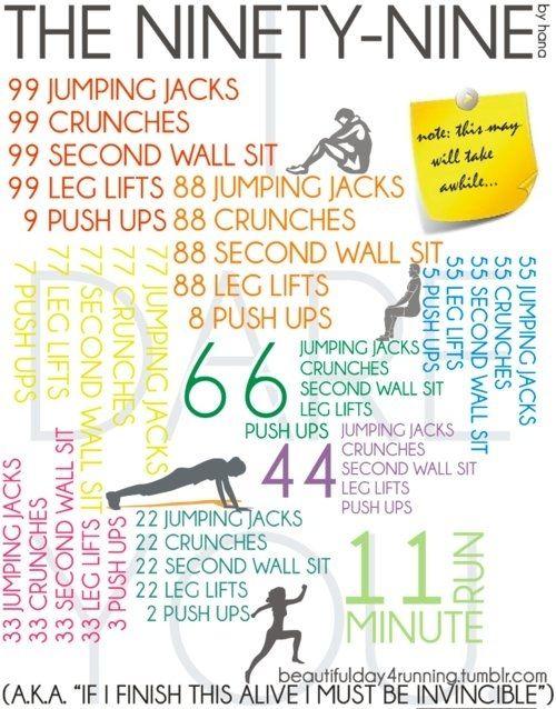 non-gym day workout