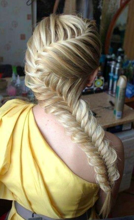 Fishtail Braid .•`?¸.•`?IT