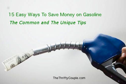 15 ways to save money on gasoline and #organic health #health food #better health naturally #health care #health tips