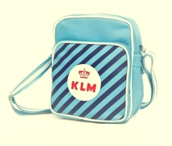 KLM retro bag: Pack for your dream itinerary in this classic carry-on.