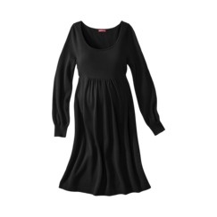 Maternity Sweater Dress on Merona   Maternity Long Bishop Sleeve Sweater Dress   Assorted Colors