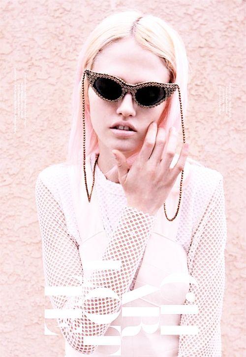 #fashion #editorial #photography #moda #pink
