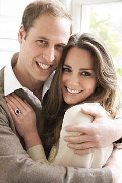 Prince William & Duchess Catherine  ?
