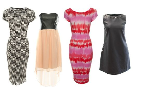 Would you buy a £1 party dress?
