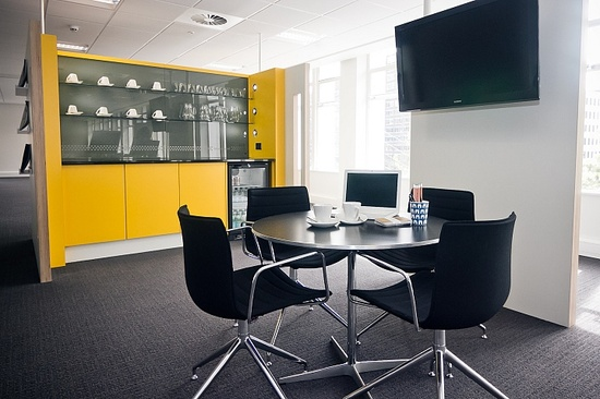 Bruntwood Hospitality Pod, Office Design