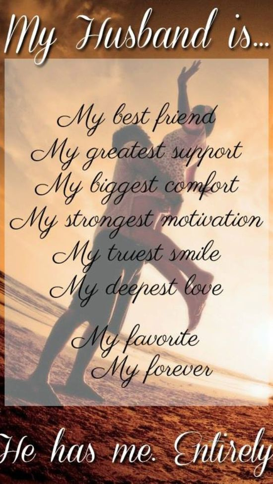 My #husband is my forever. #marriage