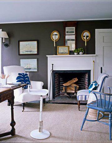 hamptons interior design style